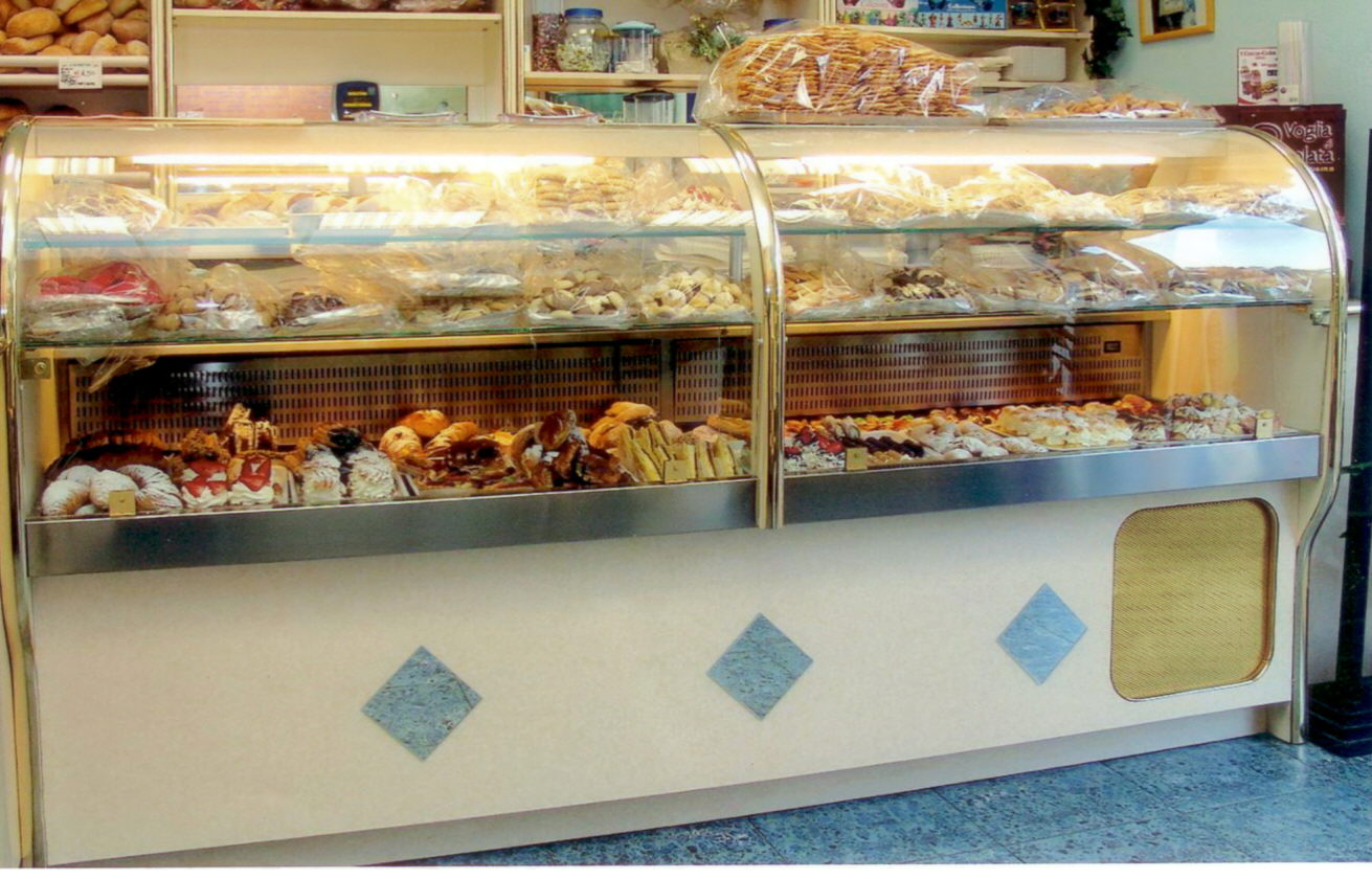 Arredamenti per panetterie compra in fabbrica vedi for Arredamento pasticceria prezzi